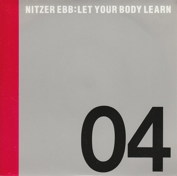 NEWS 34 years MUTE records released 'Let Your Body Learn' by Nitzer Ebb!