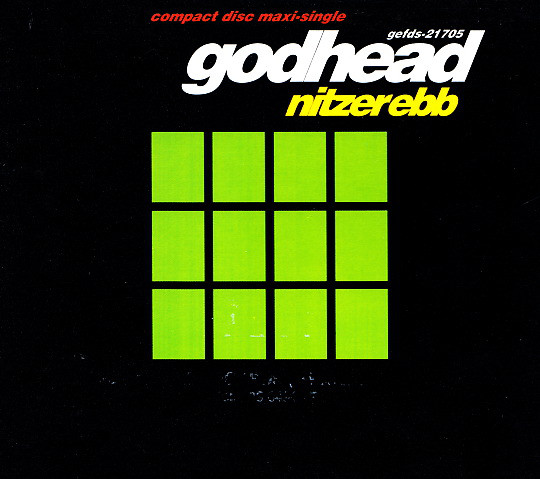NEWS 28 years ago Nitzer Ebb released the single Godhead