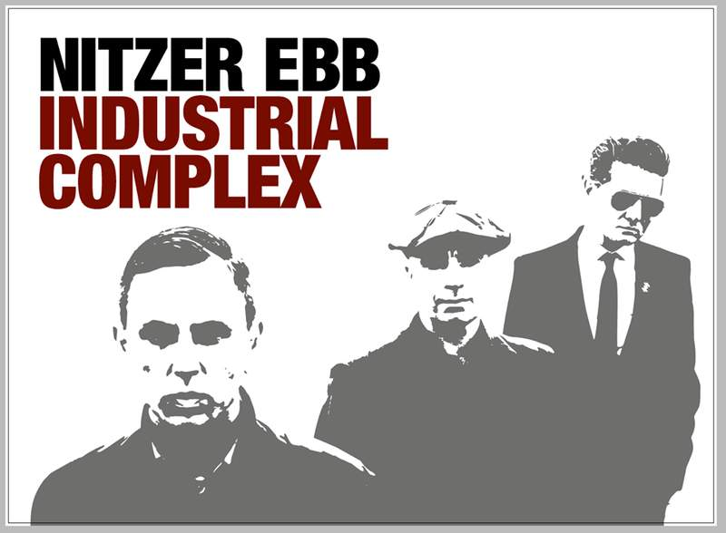 NEWS Nitzer Ebb releases 2CD edition of Industrial Complex