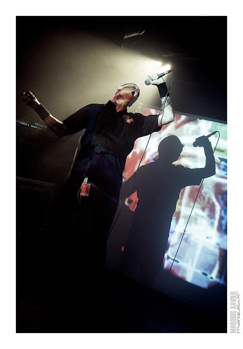 NO SLEEP BY THE MACHINE - BIMfest 2013, Trix Antwerp, Belgium