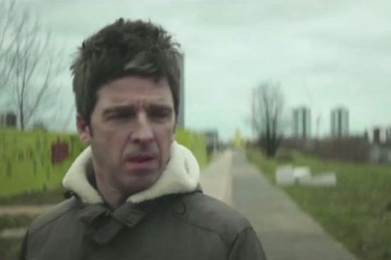 26/02/2015 : NOEL GALLAGHER'S HIGH FLYING BIRDS - Ballad Of The Mighty I