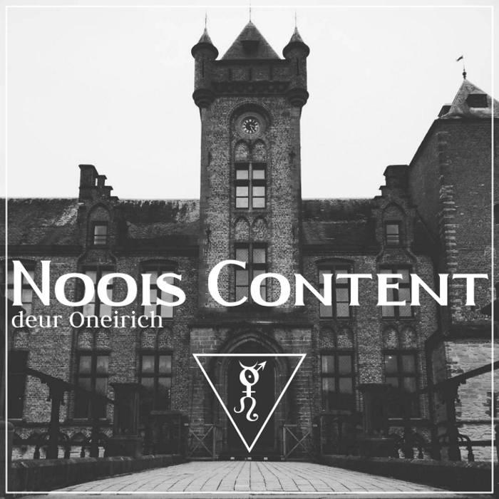 08/12/2016 : ONEIRICH - Noois Content