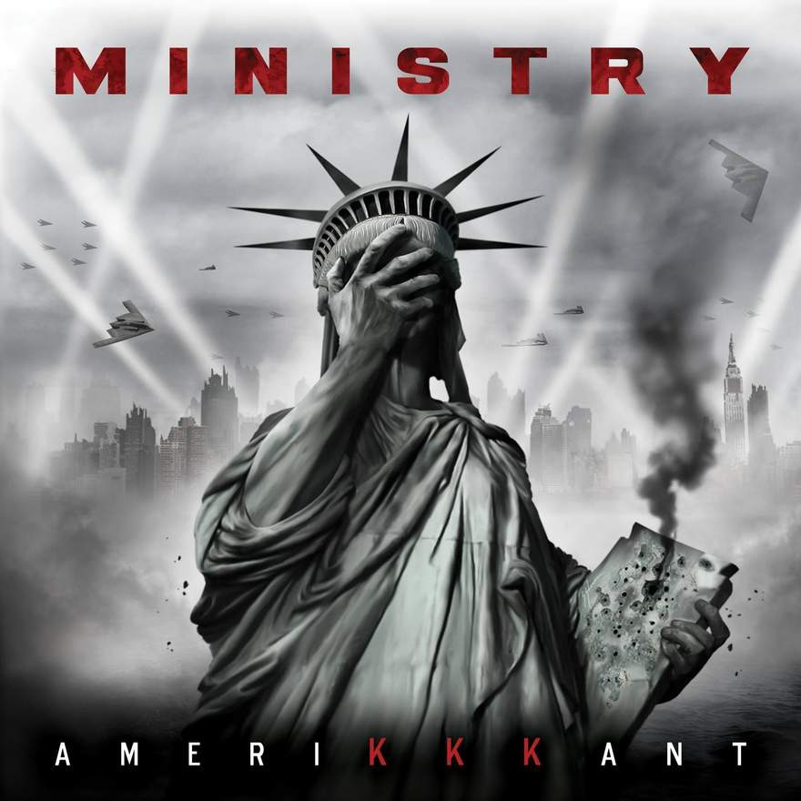 NEWS North American Industrial/Metal band Ministry announce new album with new single & video!