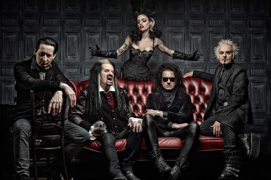 NEWS Nosferatu resurrects as The Nosfëratü - Devilish Dark Gothic Rock for a new millennium!