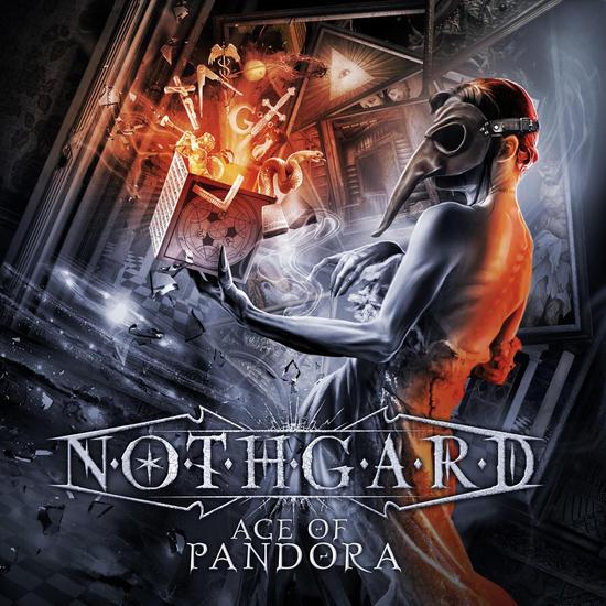 17/07/2014 : NOTGHARD - Age of Pandora