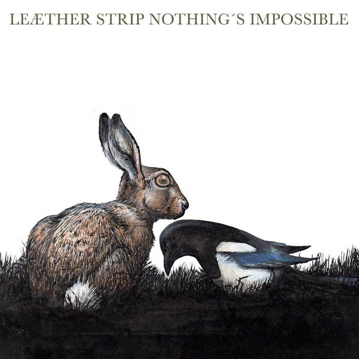 13/11/2015 : LEAETHER STRIP - Nothing's Impossible