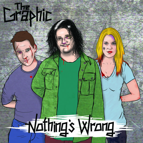 07/07/2014 : THE GRAPHIC UK - Nothing's Wrong EP