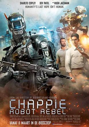NEWS Now in movie theatres: Chappie