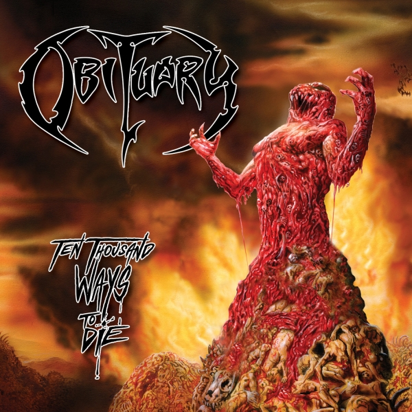 11/12/2016 : OBITUARY - Then Thousand Ways To Die