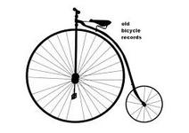 OLD BICYCLE RECORDS