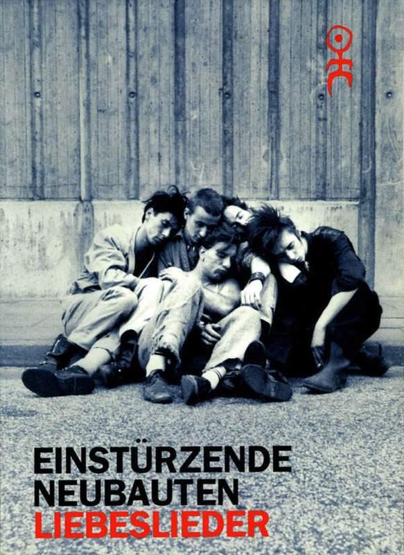 NEWS Old DVD by Einstürzende Neubauten re-released