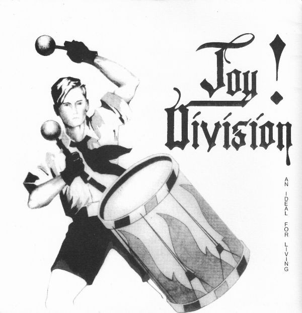 NEWS On this day, exactly 41 years ago, Joy Division recorded their very first EP, 'An Ideal for Living'