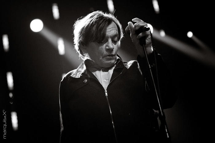 NEWS On this day, only one years ago, Mark E. Smith, singer of legendary post-punk band The Fall died, aged 60.