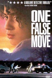 23/01/2015 : CARL FRANKLIN - One False Move