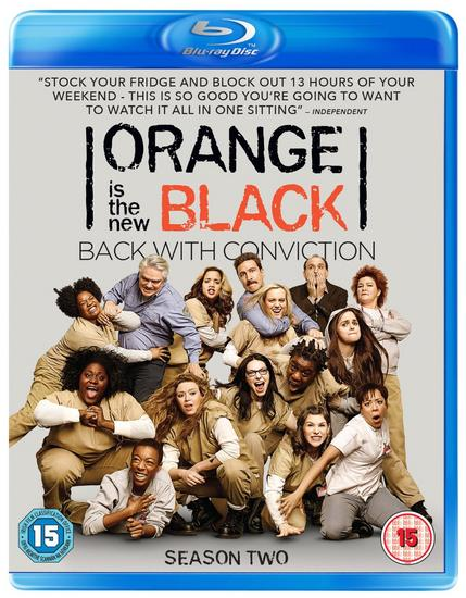 03/06/2015 :  - ORANGE IS THE NEW BLACK SEASON 2