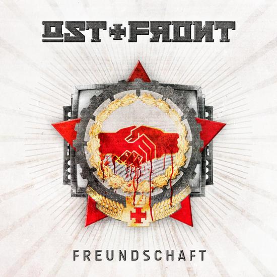 03/01/2015 : OST+FRONT - Freundschaft EP