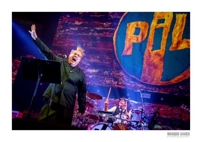 photoshoot P.I.L. Sinner's Day, Ethias Arena, Hasselt, Belgium