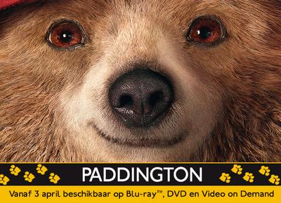 NEWS Paddington released in both DVD and Blu-ray on Belga