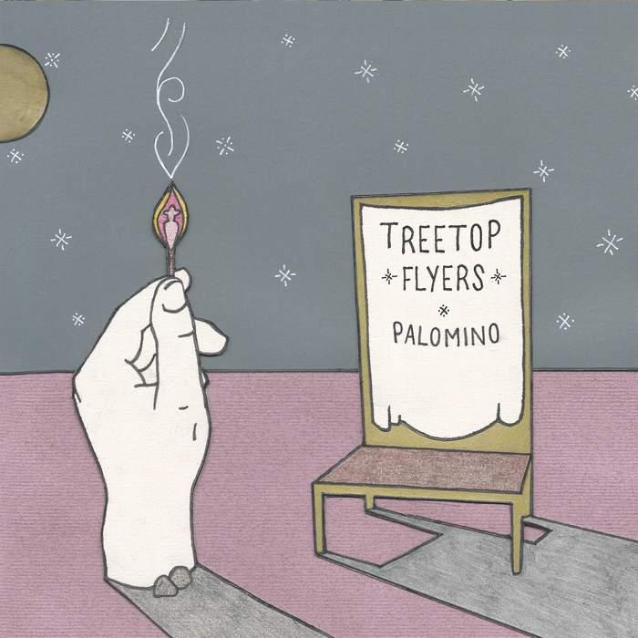 09/12/2016 : TREETOP FLYERS - Palomino