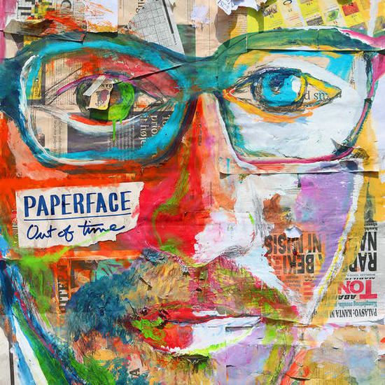 04/09/2015 : PAPERFACE - Out Of Time