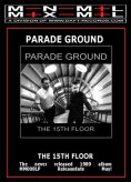 PARADE GROUND 'The 15th Floor' LP on Minimal >< Maximal (MM008)