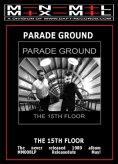 PARADE GROUND 'The 15th Floor' LP on Minimal >< Maximal (MM008)