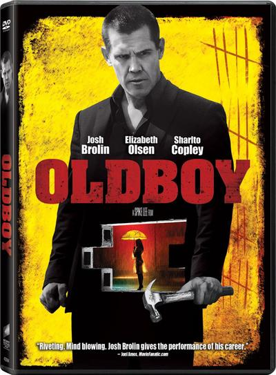 NEWS Paradiso announces release of Old Boy