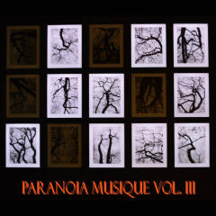 NEWS Paranoia Musique release their third compilation called 'Paranoia Musique Vol. 3'