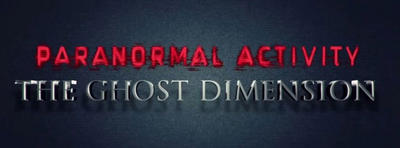 NEWS 'Paranormal Activity: The Ghost Dimension' coming to haunt your soul this October!