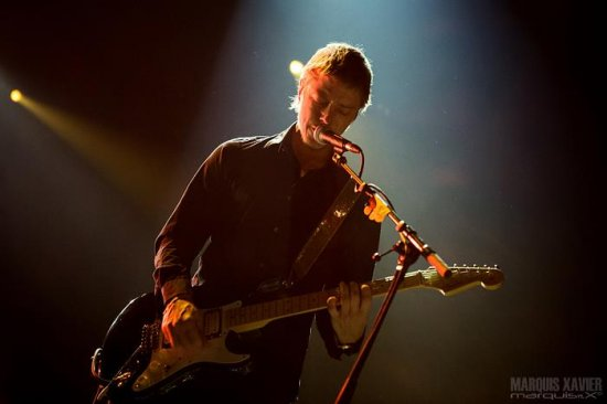 28/01/2013 : PAUL BANKS - Review of the concert at the Ancienne Belgique in Brussels on 25th January 2013