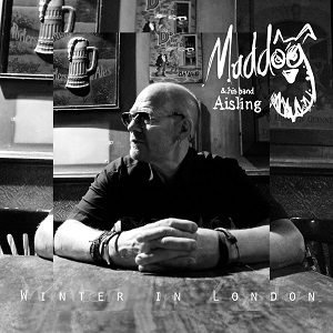 22/12/2018 : PAUL MADDOG AND HIS BAND AISLING - Winter In London