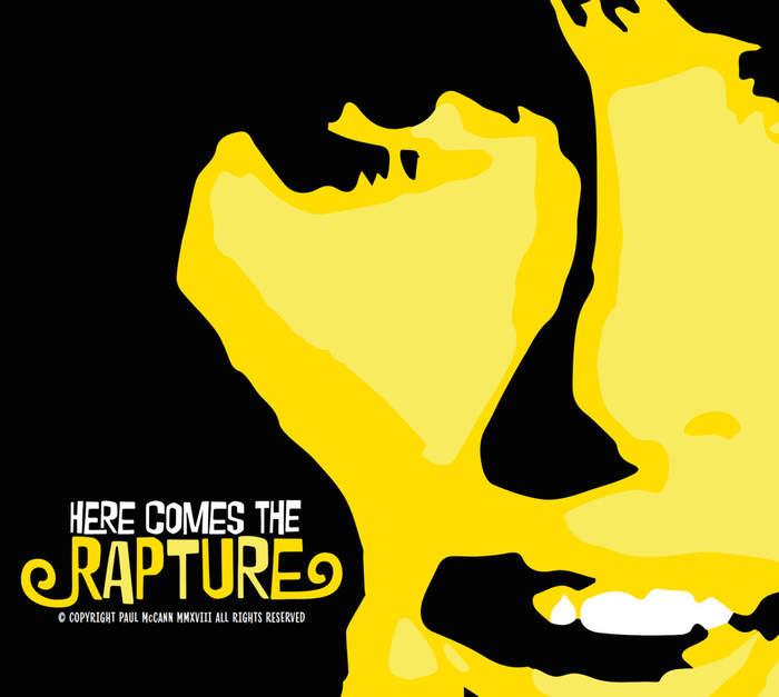 23/10/2018 : PAUL MCCANN - Here Comes The Rapture