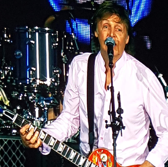 10/12/2016 : PAUL MCCARTNEY - Werchter, Rock Werchter (30/06/2016)