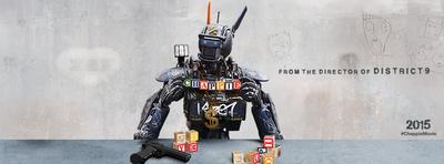 NEWS Peek-A-Boo presents the brand new trailer from Chappie: Robot Rebel