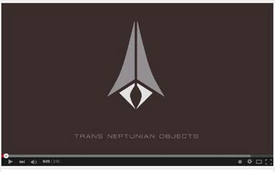 NEWS Peek-A-Boo presents the new clip by N.E.O. Trans Neptunian Objects