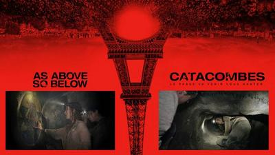 NEWS Peek-A-Boo presents the new trailer from As Above, So Below.