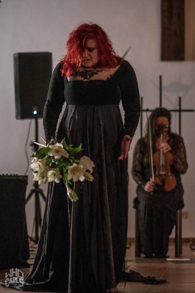 PERSEPHONE - @ A Mourning hall concert Gelsenkirchen