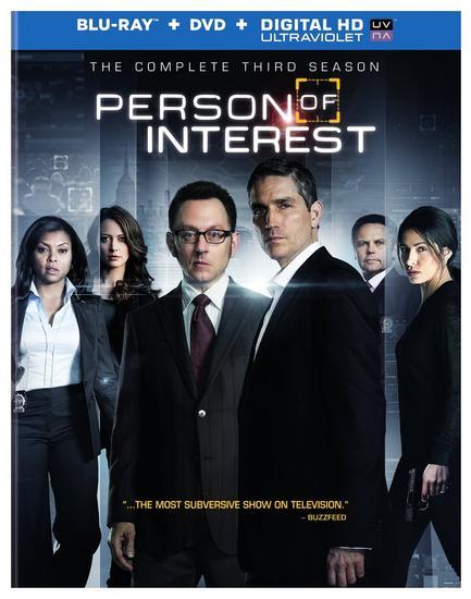 10/07/2015 :  - PERSON OF INTERST SEASON 3