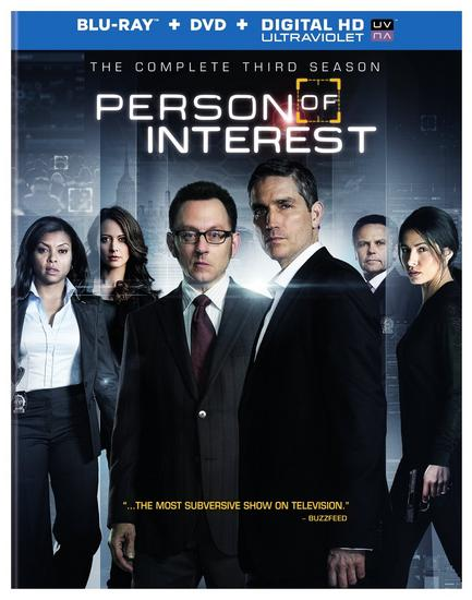 10/07/2015 :  - PERSON OF INTERST SEASON 3