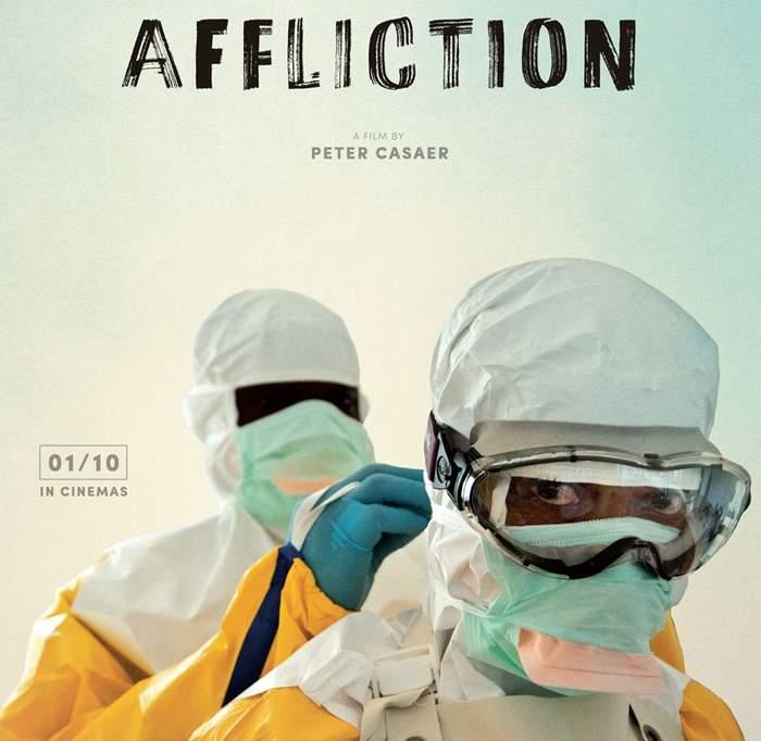 10/12/2016 : PETER CASAER - AFFLICTION