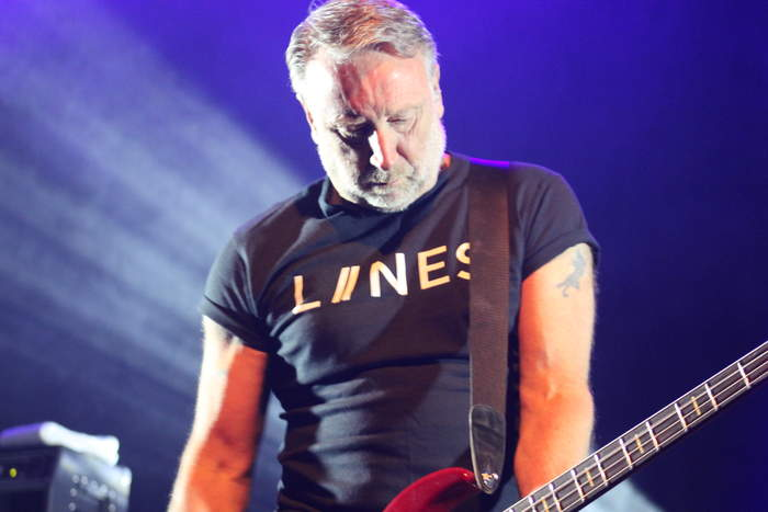photoshoot PETER HOOK New Waves Day, Oberhausen