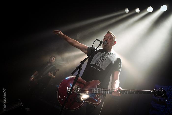 PETER HOOK & THE LIGHT - BIMfest 2012, Trix Antwerp, Belgium