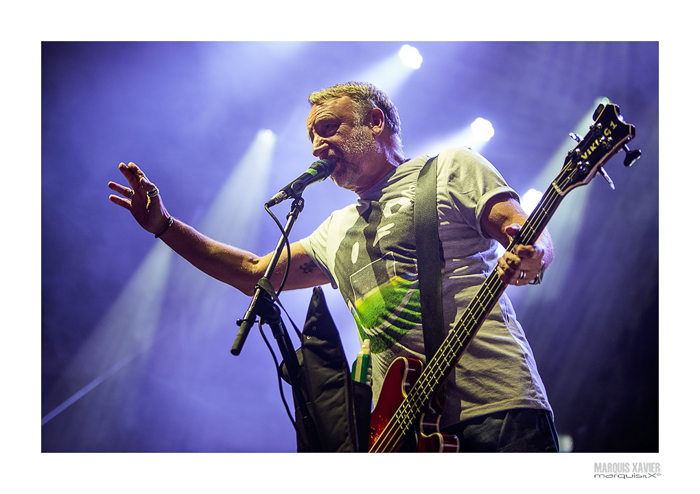 photoshoot PETER HOOK & THE LIGHT W-FESTIVAL, Wortegem, Belgium