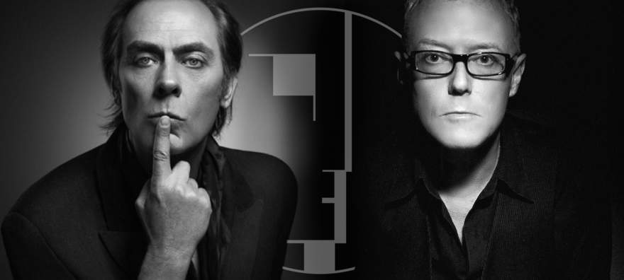NEWS Peter Murphy & David J celebrate 40 years of Bauhaus at W-Fest!