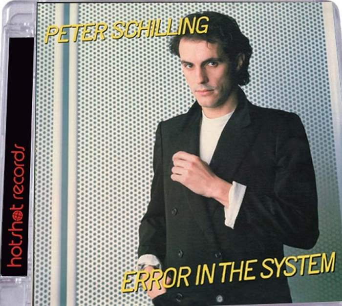 10/12/2016 : PETER SCHILLING - Error In The System