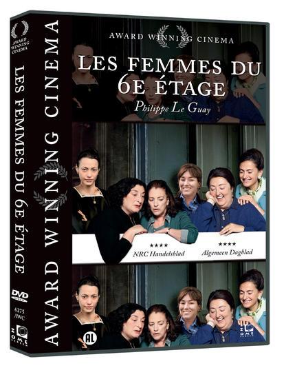 25/07/2015 : PHILIPPE LE GUAY - Les Femmes Du 6ième Etage