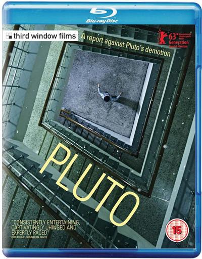 NEWS Pluto on DVD/BLU-RAY