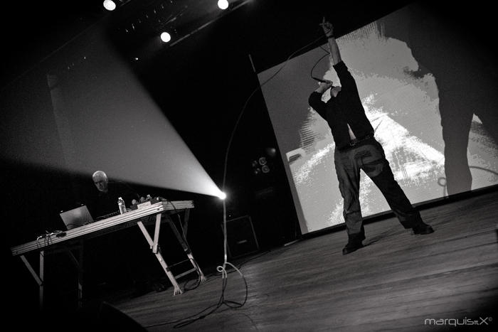 PORTION CONTROL - BIM-PRE-fest 2010, Antwerp, Belgium