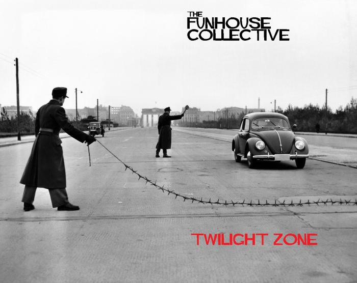 NEWS Post-Punk Band THE FUNHOUSE COLLECTIVE Unleashes Cover Of GOLDEN EARRING's 'Twilight Zone'