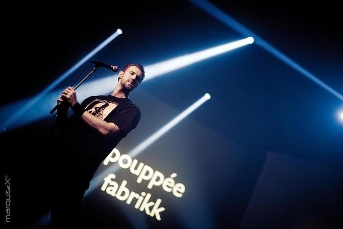 POUPPEE FABRIKK - BIMfest 2011, Trix Antwerp, Belgium